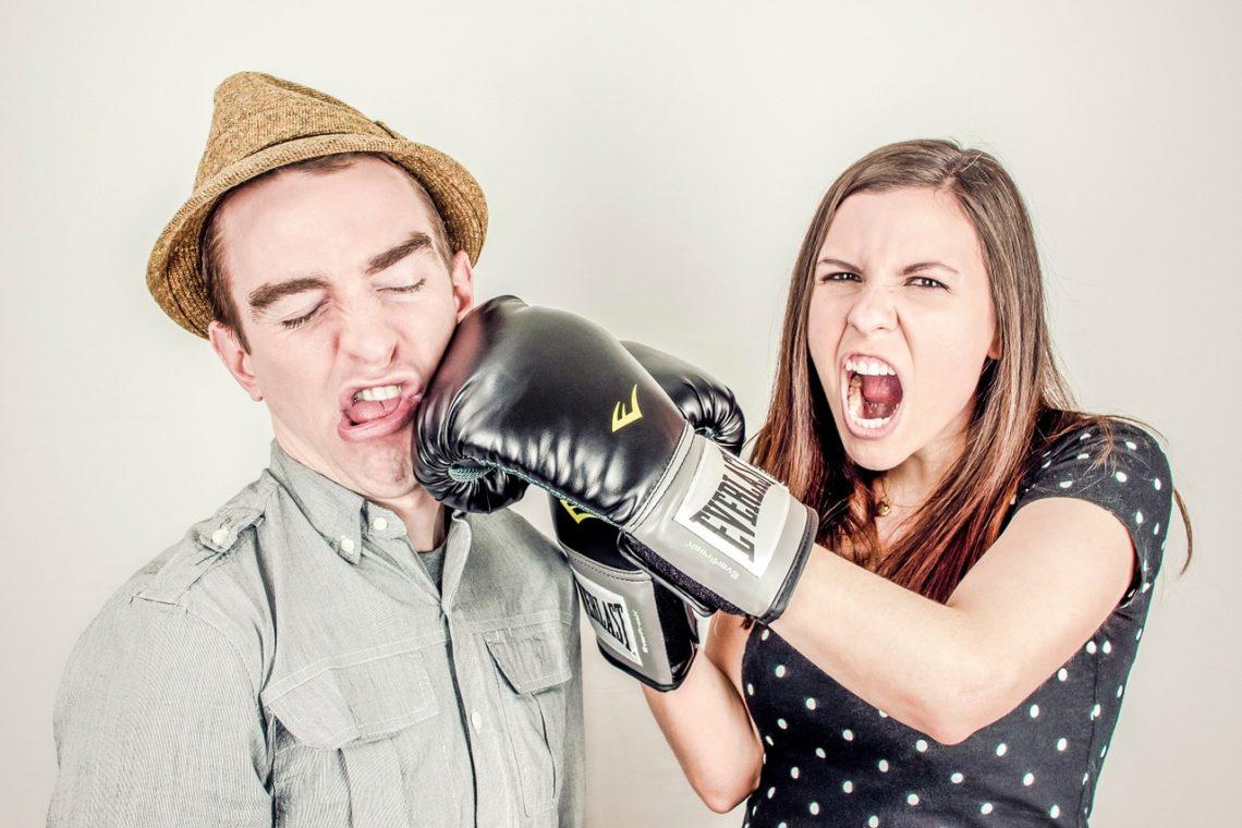 fight, domestic violence